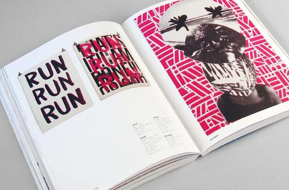 画册封面设计的创意案例和色彩搭配