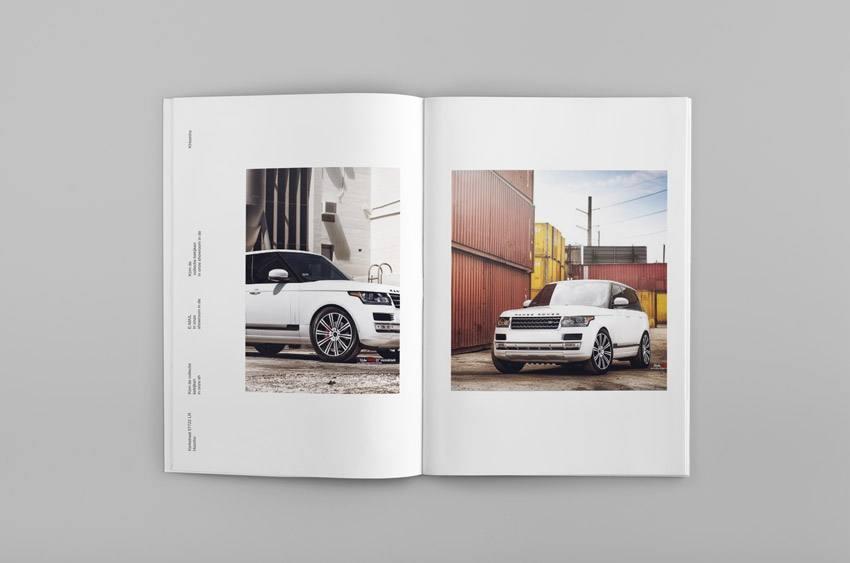 公司产品画册设计印刷的五大注意点