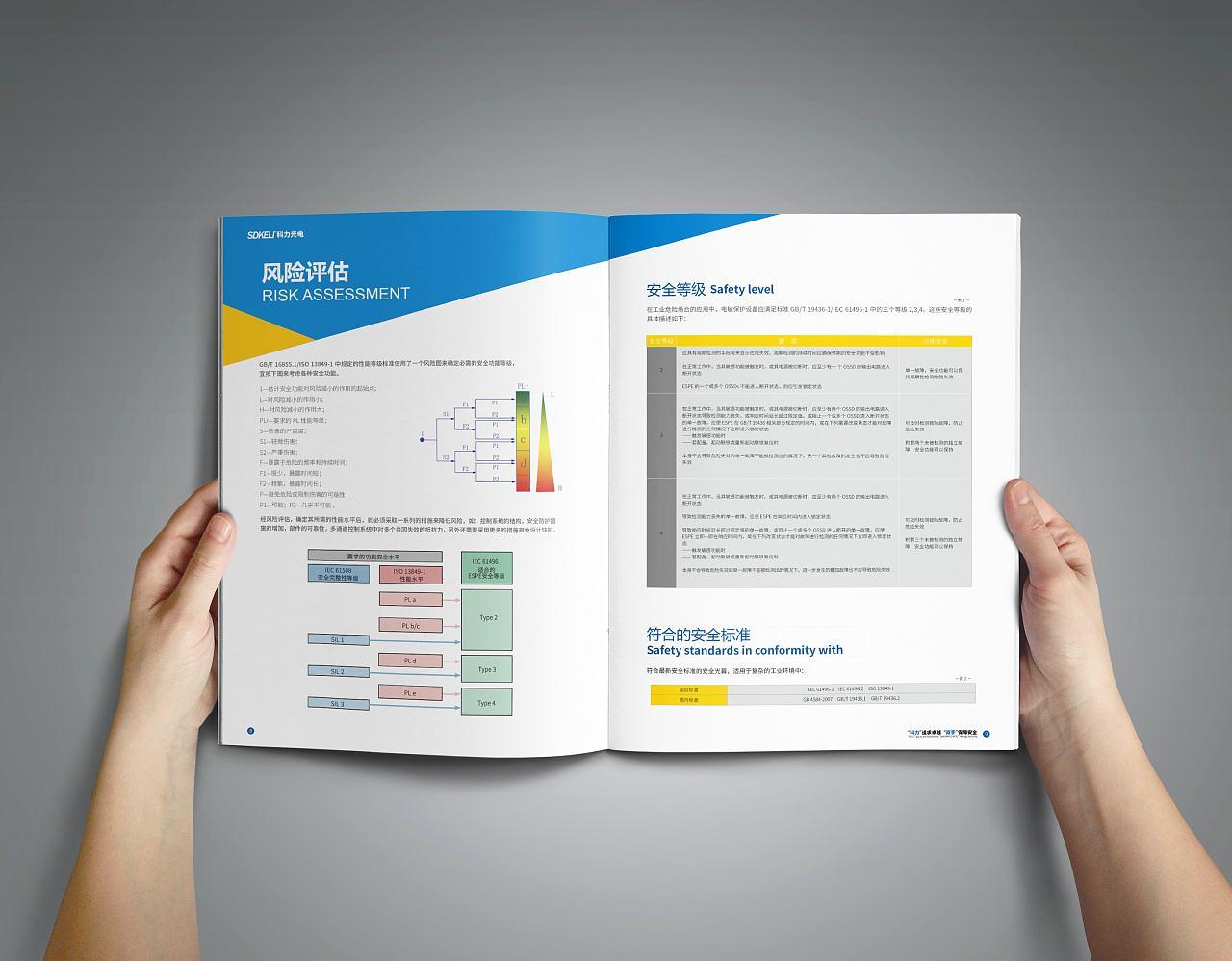 广告画册印刷公司设计的布局需要注意的技巧