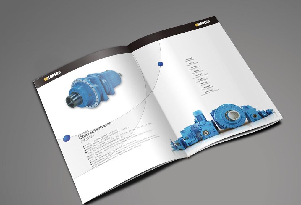 网络公司画册设计印刷的图片选择技巧