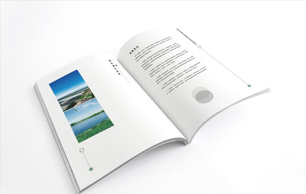 样本画册设计印刷公司的设计更加独特
